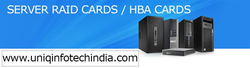 Server RAID Cards / HBA Cards