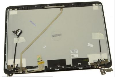 """Dell Inspiron 15 (7547 / 7548) 15.6"""" LCD Back Cover with Hinges - 26TRK"""
