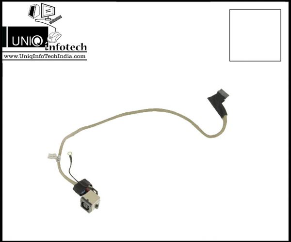 Dell Studio 1457 1458 DC Power Input Jack with Cable