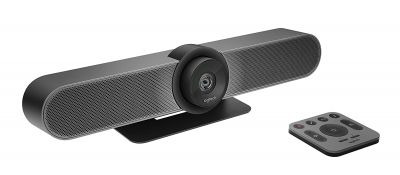 Logitech  MeetUp Conference Cam with 120-degree FOV and 4K optics