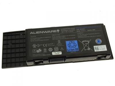 Dell Alienware M17X 9 Cell Laptop Battery-5WP5W