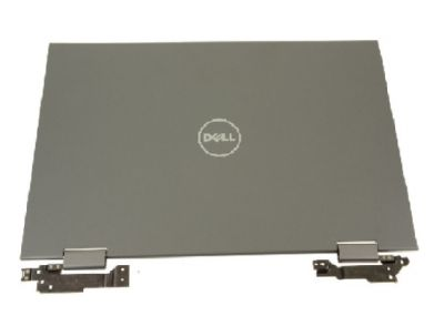 """Dell Inspiron 15 (5568 / 5578) 2 in 1 15.6"""" LCD Back Cover Lid Assembly with Hinges - KNFMC"""