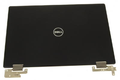 """Dell Inspiron 13 (7353) 2-in-1 13.3"""" LCD Back Cover Lid Assembly with Hinges - G1F13"""