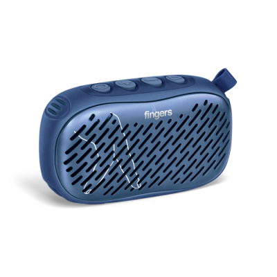 Fingers Musilicious BT1 Portable Speaker - Bluetooth V5.0 with Best FM and USB