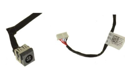 Dell Inspiron 15 (7559) DC Power Input Jack with Cable - Y44M8