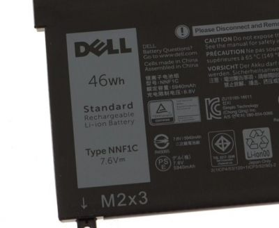 Dell XPS NNF1C Laptop Battery