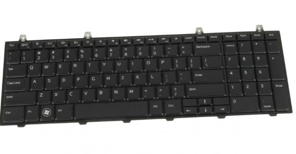 Dell Studio 1745 1747 1749 Backlit Laptop Keyboard