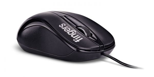 FINGERS BREEZE M6 Wired Optical Mouse