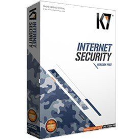 K7 Internet Security  - 3 PC 1 Year