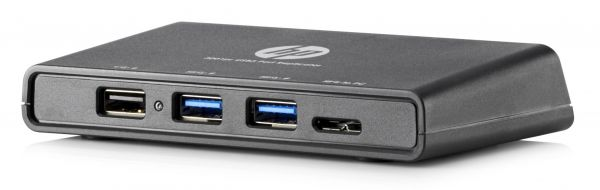 HP 3001pr USB 3.0 Port Replicator F3S42AA