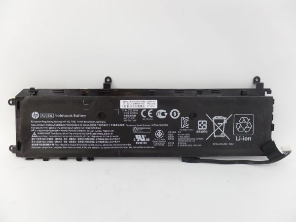 HP RV03XL Laptop Battery