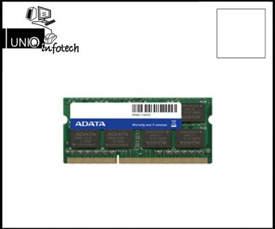 Adata Premier DDR3 4 GB (Dual Channel) Laptop (ADDS1600W4G11-R)