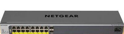 NetGear Prosafe 16 Port 10/100/1000 All PoE 2 SFP - GS418TPP