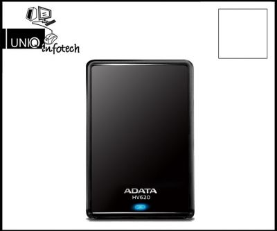 ADATA HV620 External Hard Drive, Black, 1TB
