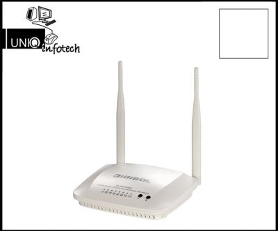DIGISOL 802.11N 300MBPS WIRELESS ADSL2+ BROADBAND ROUTER with USB