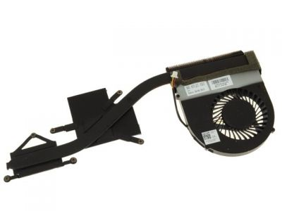 Dell Inspiron 15 (7537) CPU Heatsink Fan Assembly for Nividia Graphics - 7YTJC
