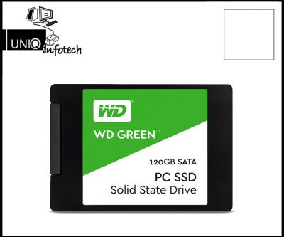 WD Green 120GB Internal Solid State Drive (WDS120G1G0A)