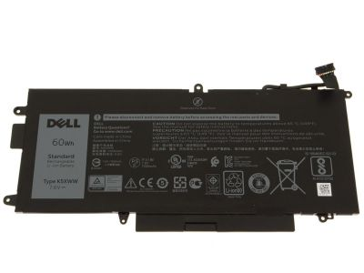 Dell K5XWW Laptop Battery