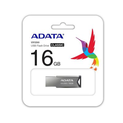 ADATA 16GB UV250 Metal Pen Drive