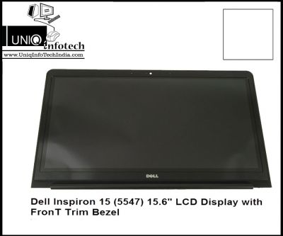 """Dell Inspiron 15 (5547) 15.6"""" LCD Display with FronT Trim Bezel - 9F8C8"""