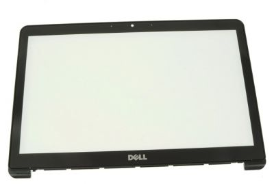 """Dell Inspiron 15 (7537) 15.6"""" Front Trim LCD Bezel with Touchscreen Digitizer - PV7P5"""