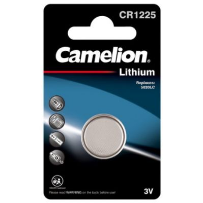 CR1225 Lithium Coin Cell Battery