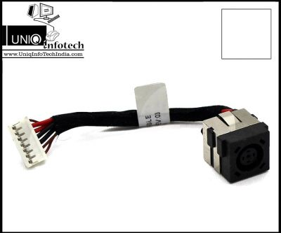 DELL Latitude E4300 DC Power Input Jack with Cable - U374D