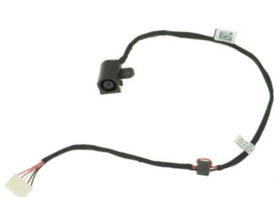 Dell Inspiron 17 (7737 / 7746) DC Power Input Jack with Cable - 8DK8R