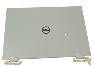 """Dell Inspiron 13 (7347 / 7348) 13.3"""" LCD Back Cover Lid Assembly with Hinges - 5WN1X"""