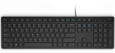 Dell  Wired Multimedia USB Keyboard - KB216