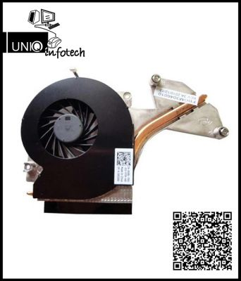 Dell Studio 1735 1737 Laptop Fan With Heatsink - R508D