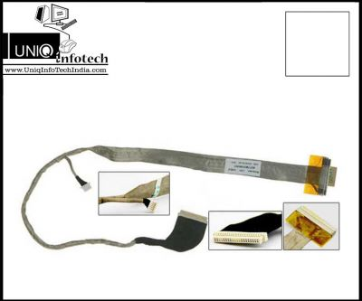 Toshiba Display Cable - L500/L505  With Camera - LED - DCO2000UC10
