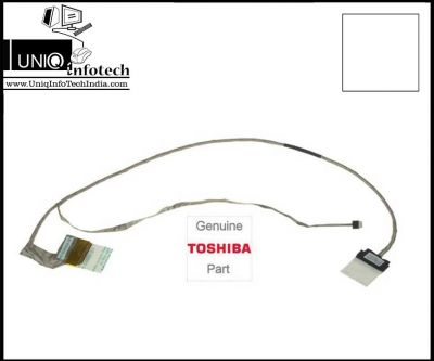 Toshiba Display Cable - L670/L675 - LED - DC020011H10