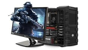 Uniq Trade Assembled Gaming PC (Intel Core i5 7400  /8GB DDR4/ 1 TB HDD/4GB Nvidia GTX 1050TI/WIFI)