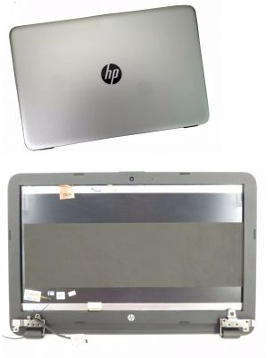 HP Pavilion 15-AC 15-AF 15-AY Lcd Back Cover with Bezel & Hinges