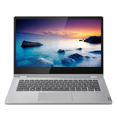 Lenovo Ideapad C340 Laptop (Intel Core I5-8265U / 8GB RAM / 512 GB SSD / Win10 +Office Home and Student 2019/ Platinum / 14-inch FHD 2-in-1 Touchscreen)