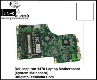 Dell Inspiron 1470 Laptop Motherboard (System Mainboard) with Integrated Intel Graphics - 1.4GHz - 5X69H