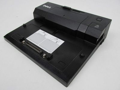 Dell Latitude E Series PR03X Docking Station E-Port With PA-4E 130 Watt AC adapter