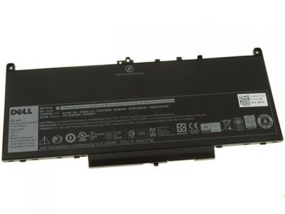 Dell Latitude E7470 / E7270 Laptop Battery - J60J5